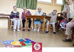 Outil d'animation ludique destiné aux seniors